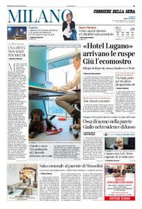 Corriere della Sera Milano – 17 gennaio 2019
