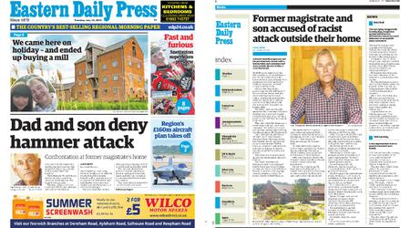 Eastern Daily Press – July 16, 2019