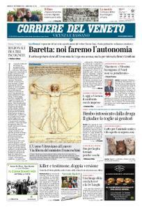 Corriere del Veneto Vicenza e Bassano – 21 settembre 2019