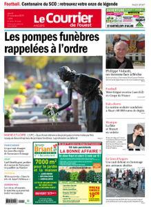Le Courrier de l'Ouest Angers – 31 octobre 2019
