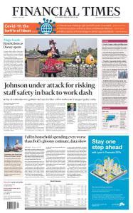 Financial Times UK - May 12, 2020