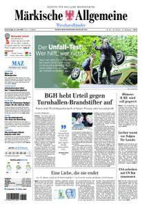 Märkische Allgemeine Westhavelländer - 21. Juni 2018