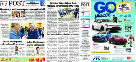 The Guam Daily Post – January 22, 2020