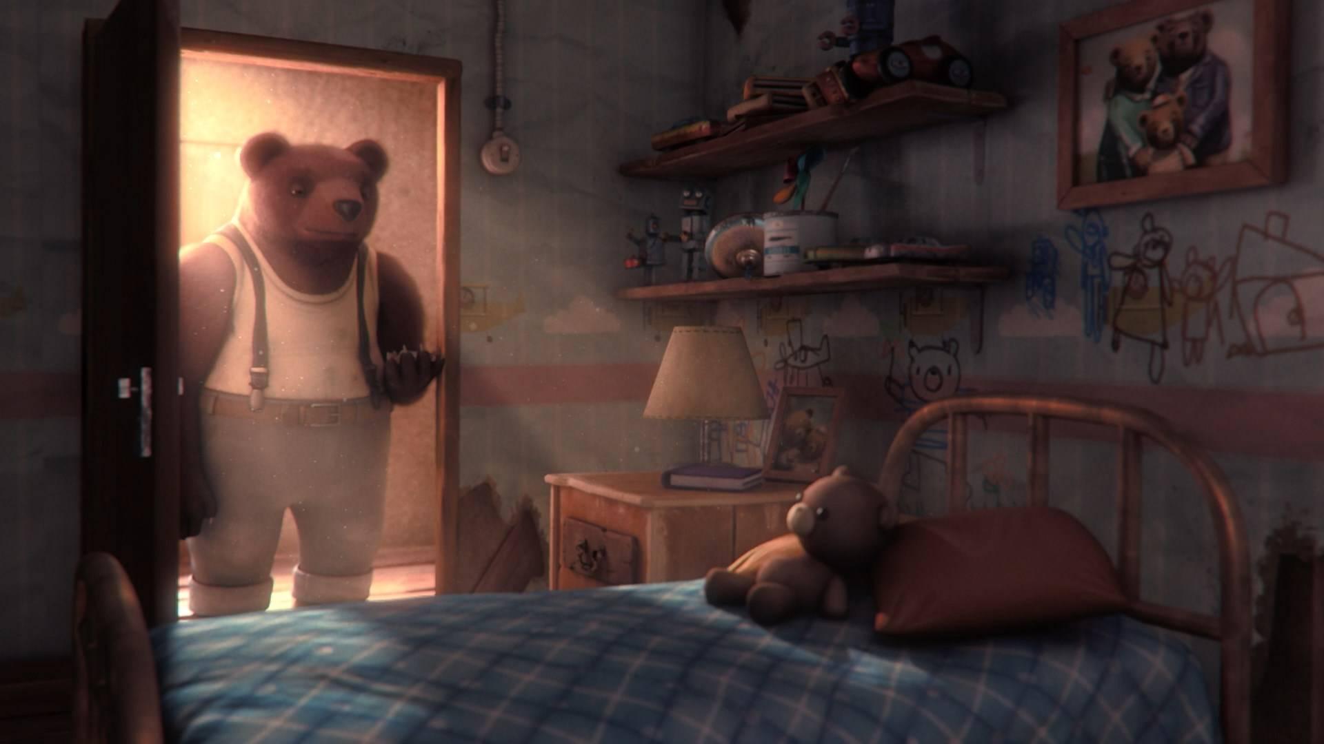 Historia de un oso (2014)