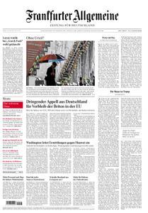 Frankfurter Allgemeine Zeitung F.A.Z. - 18. Januar 2019