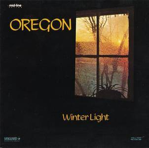 Oregon - Winter Light (1974) {Vanguard}