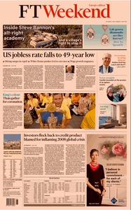 Financial Times Europe – 4 May 2019