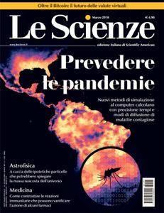 Le Scienze - marzo 2018