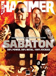 Metal Hammer UK - August 2019