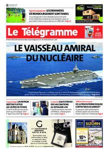 Le Télégramme Brest – 09 décembre 2020