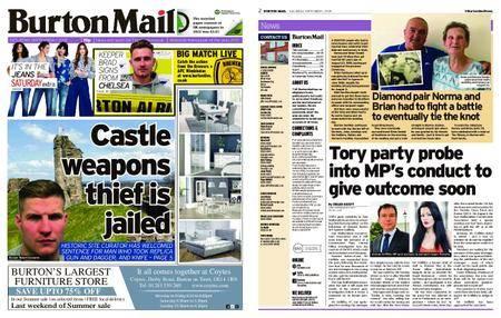 Burton Mail – September 01, 2018