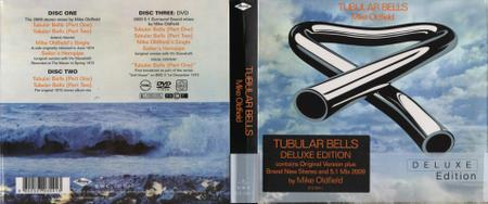Mike Oldfield - Tubular Bells (1973) [2009, 2CD & DVD, Deluxe Edition] Repost