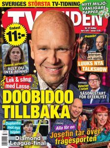 TV-Guiden – 03 september 2019