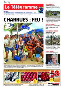 Le Télégramme Auray – 18 juillet 2019