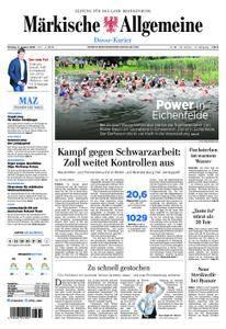 Märkische Allgemeine Dosse Kurier - 06. August 2018