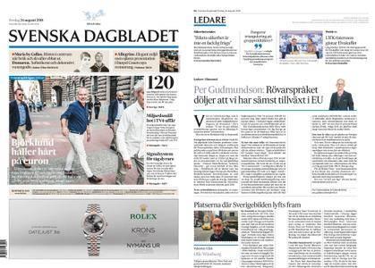 Svenska Dagbladet – 24 augusti 2018