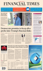 Financial Times Europe – 25 March 2019