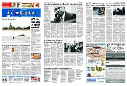 The Capital – January 24, 2018
