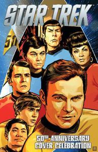 IDW-Star Trek 50th Anniversary Cover Celebration 2016 Hybrid Comic eBook