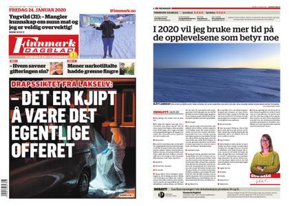 Finnmark Dagblad – 24. januar 2020