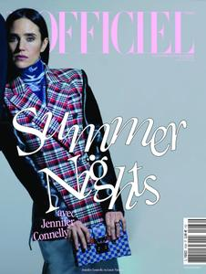 L'Officiel Paris - août 2019