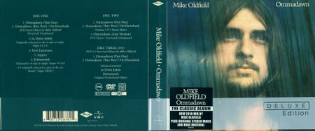 Mike Oldfield - Ommadawn (1975) [2010, 2CD + DVD Deluxe Edition] Repost