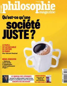 Philosophie Magazine France - Avril 2019