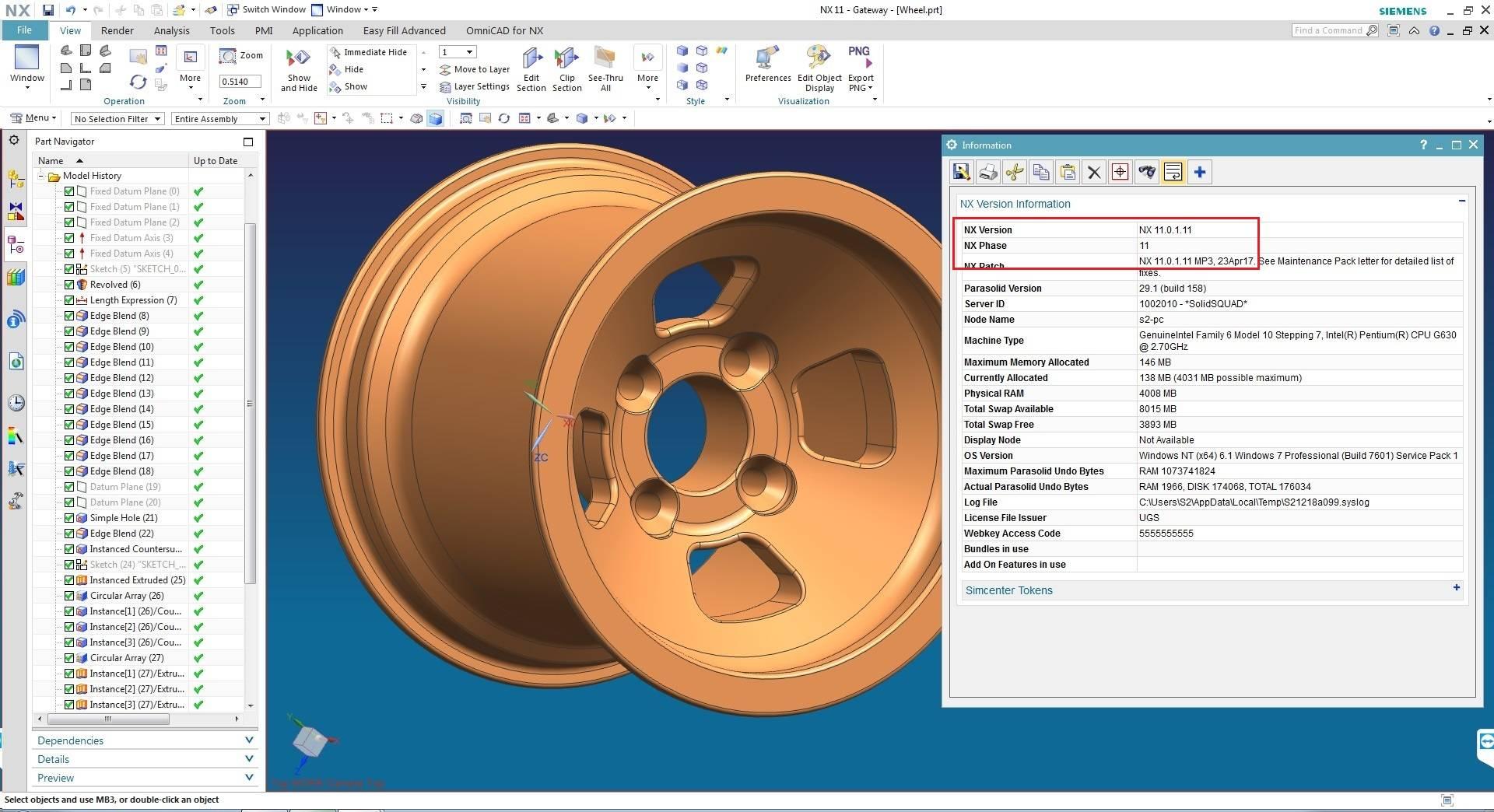 Siemens PLM NX 11 0 1 MP03 Update / AvaxHome