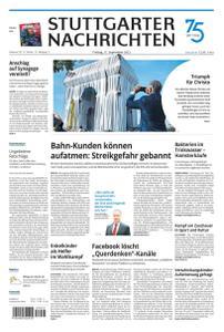 Stuttgarter Nachrichten - 17 September 2021