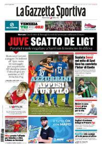 La Gazzetta dello Sport Roma – 23 giugno 2019