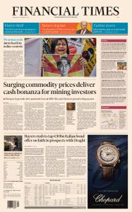Financial Times Asia - February 17, 2021
