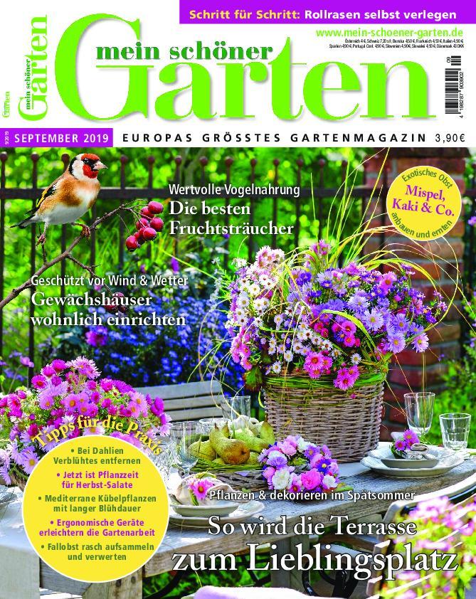Mein schöner Garten – September 2019