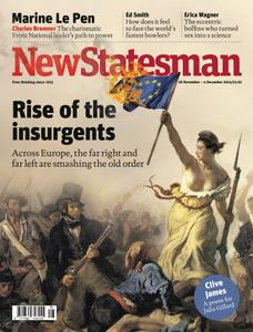 New Statesman - 28 November - 4 December 2014