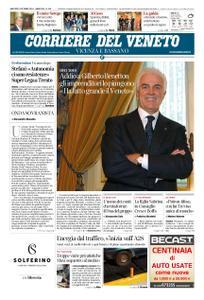 Corriere del Veneto Vicenza e Bassano – 23 ottobre 2018