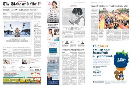The Globe and Mail – February 11, 2019