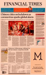 Financial Times UK – 24 January 2020
