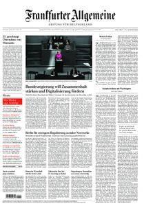 Frankfurter Allgemeine Zeitung F.A.Z. - 22. März 2018