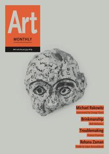 Art Monthly - May 2018   No 416