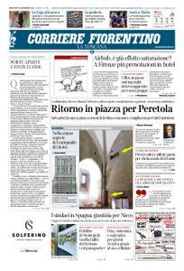 Corriere Fiorentino La Toscana – 14 novembre 2018