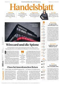 Handelsblatt - 8 Oktober 2020