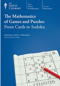 TTC Video - The Mathematics of Games and Puzzles: From Cards to Sudoku [repost]