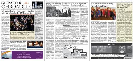 Gibraltar Chronicle – 05 September 2019