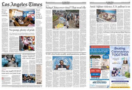 Los Angeles Times – May 16, 2020