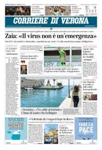Corriere di Verona – 08 ottobre 2020