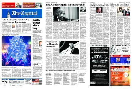 The Capital – November 27, 2017