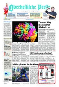 Oberhessische Presse Marburg/Ostkreis - 28. März 2019