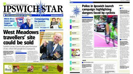 Ipswich Star – October 03, 2017