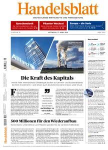 Handelsblatt - 17. April 2019