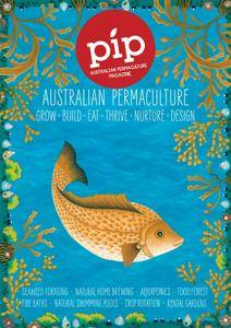 Pip Permaculture Magazine - October 01, 2017