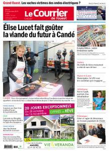 Le Courrier de l'Ouest Cholet – 05 novembre 2019